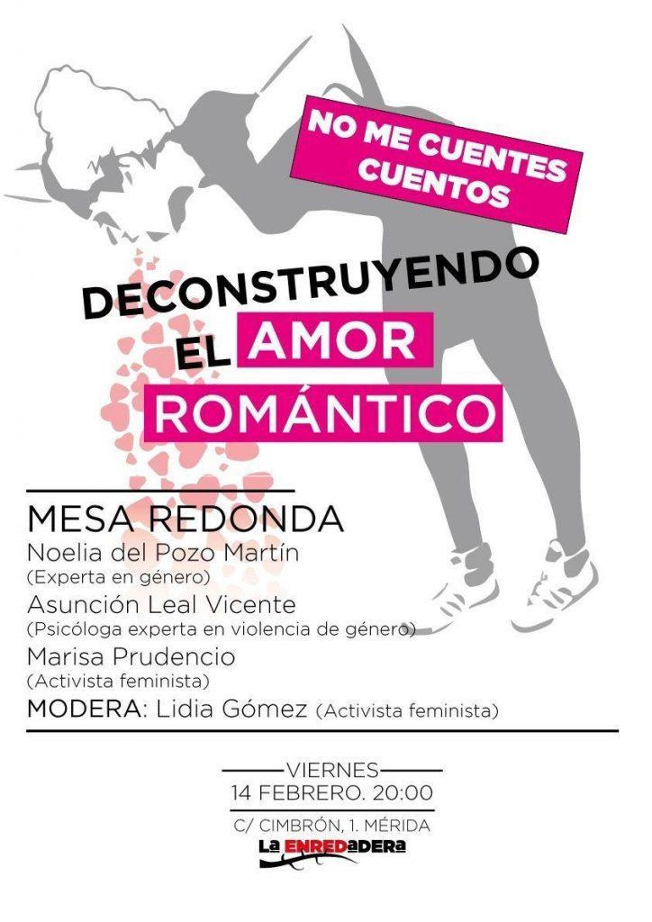 deconstruyendo el amor romántico no me cuentes cuentos