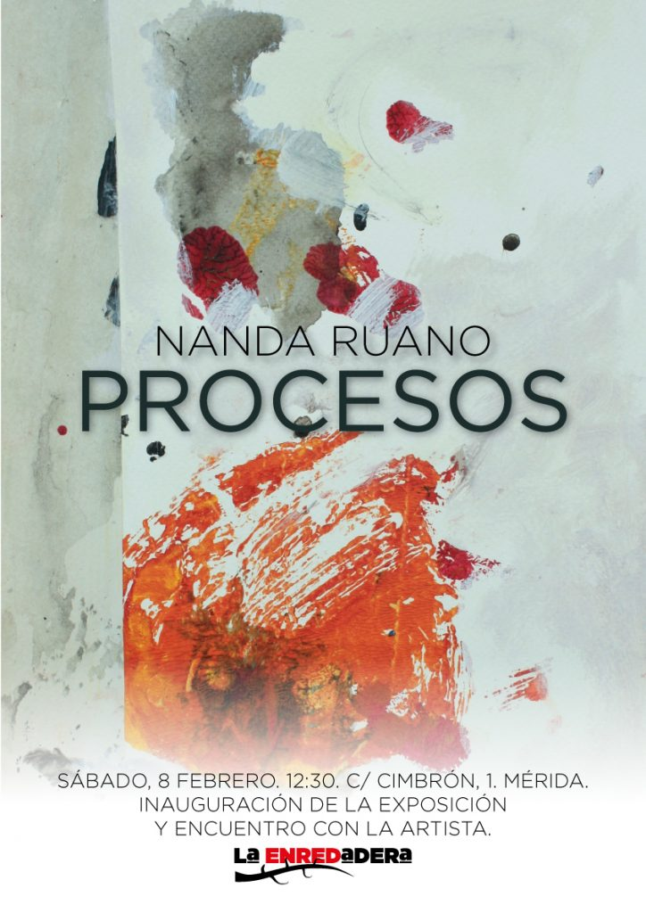 Nanda Ruano Exposicion Inauguracion